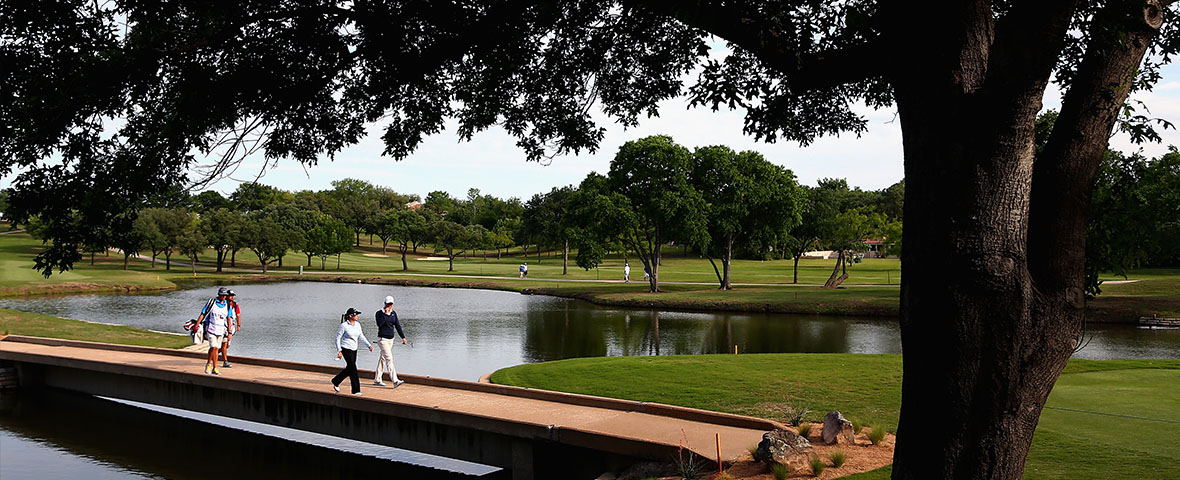 2015 North Texas LPGA Shootout: High School and College Shootout